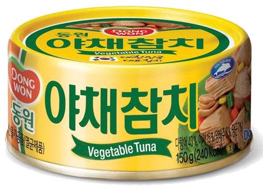 東遠・野菜ツナ缶詰