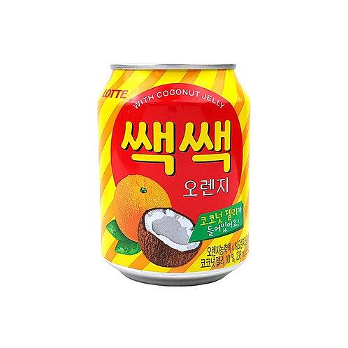 セクセクオレンジ+ココナッツジュース 238ml