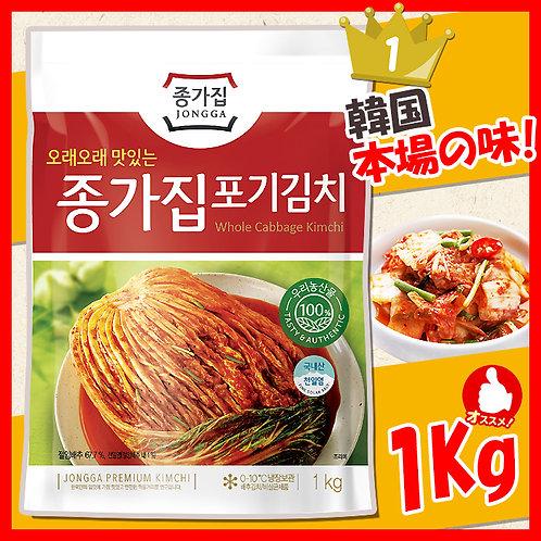宗家(ジョンガ)白菜キムチ