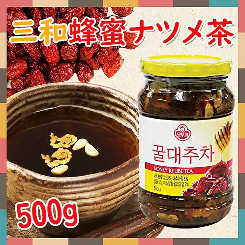 『三和』蜂蜜ナツメ茶