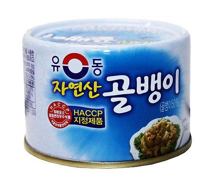 自然産つぶ貝缶詰 140g