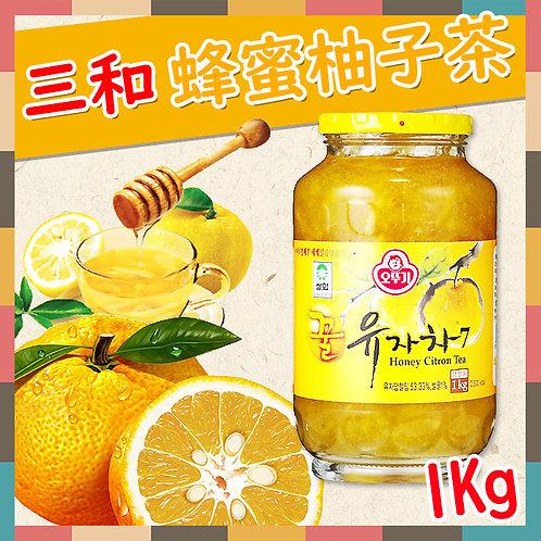 『オットギ』蜂蜜柚子茶1Kg