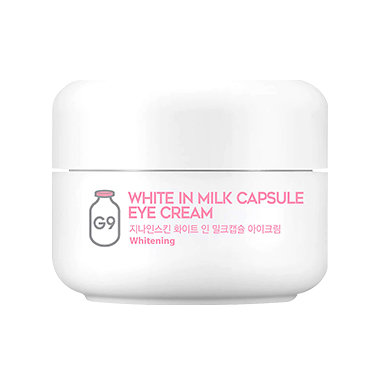 G9SKIN ホワイトミルクカプセルアイクリーム 30g