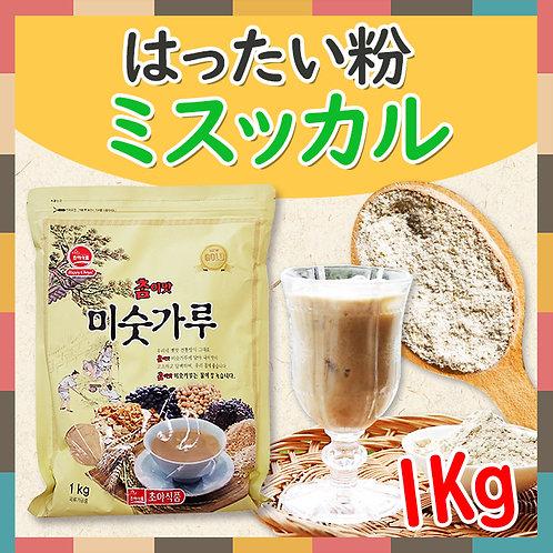 ミスッカル (穀物の炒り粉)
