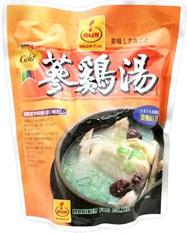 マニカー参鶏湯