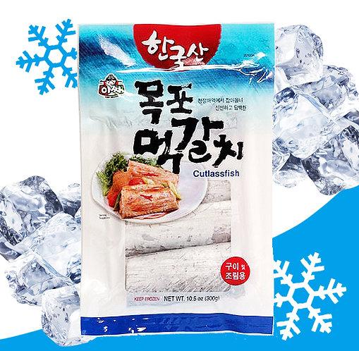 韓国産太刀魚切身(骨付き)