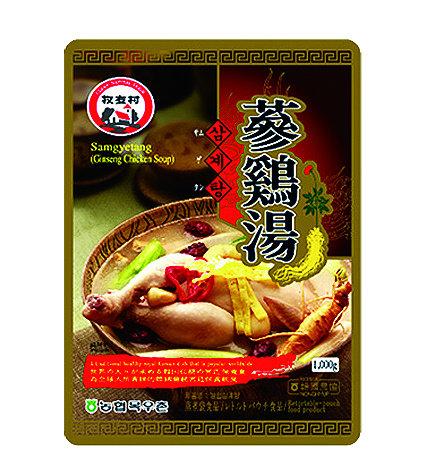 韓国農協・牧友村参鶏湯 1Kg