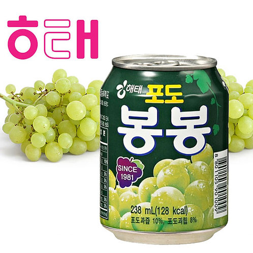 葡萄ボンボン ジュース(缶)