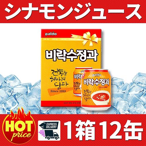 シナモンジュース1箱12缶