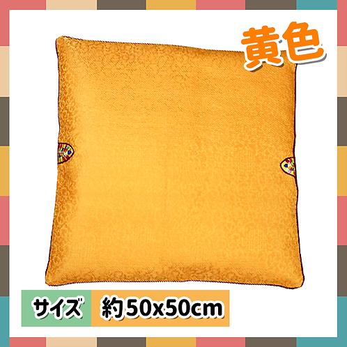 座布団カバー(黄色)