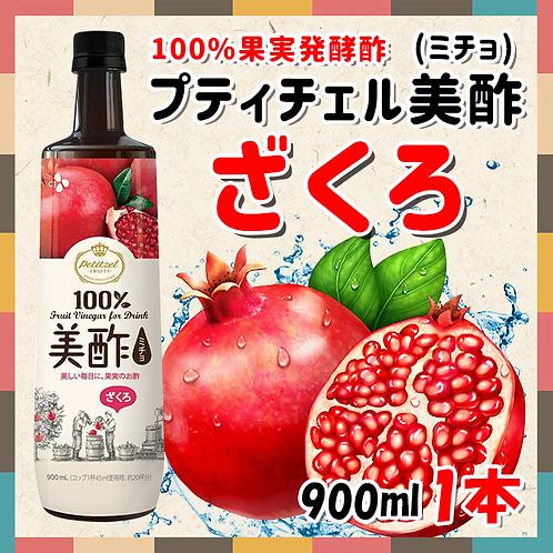 プチジェル美酢(ミチョ) ざくろ味