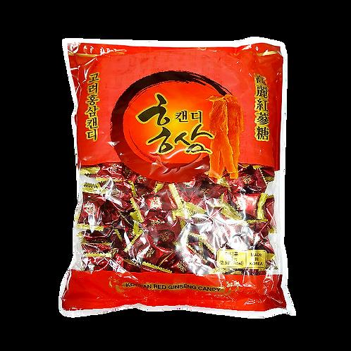 紅参キャンディー