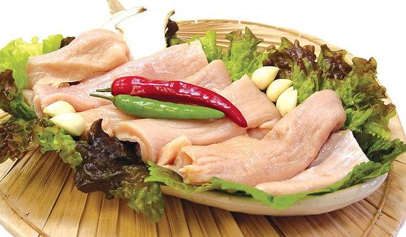 牛特上ミノ(第1胃袋) 500g