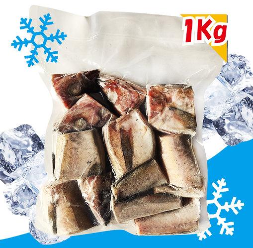 冷凍切りタラ 500g