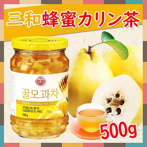 『三和』蜂蜜カリン茶