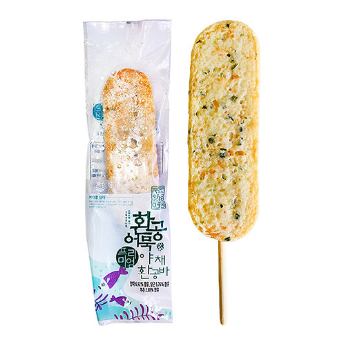 「慶南フェア」釜山「丸工」野菜おでんバー 80g