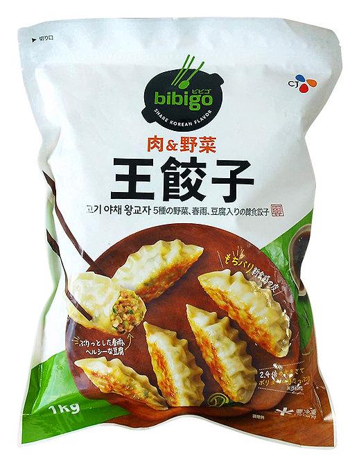 ビビゴ王餃子(肉&野菜)