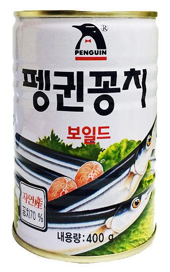 「ペンギン」サンマ缶詰