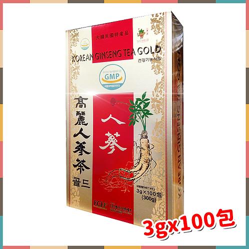 高麗人参茶ギフト用 (50包・100包)
