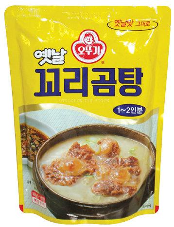 「オットギ」テールスープ