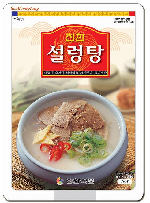 「ジンハン」眞漢 ソルロンタンスープ