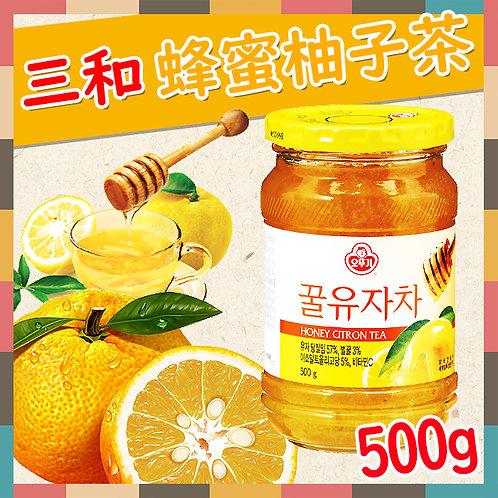 『オットギ』蜂蜜柚子茶500g