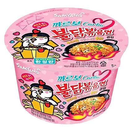カルボブルダック炒め麺(大カップ)