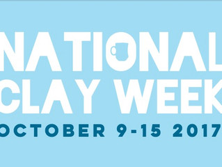 Introducing National Clay Week 2017: Community