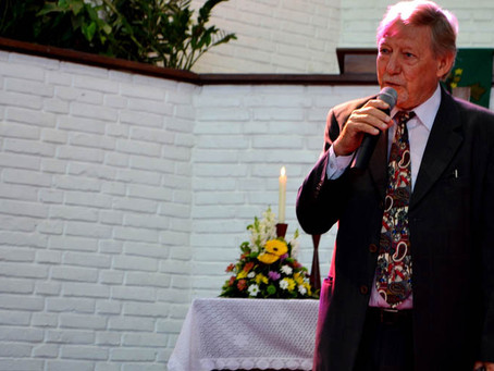 IECLB lamenta falecimento do ex-presidente Huberto Kirchheim