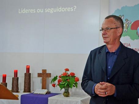 IECLB de Lajeado realiza Retiro sobre Comunicação e Liderança