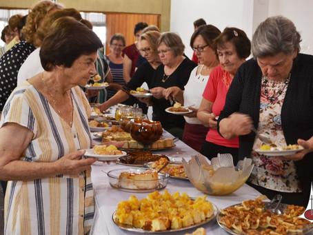 Chá Bazar da OASE Centro