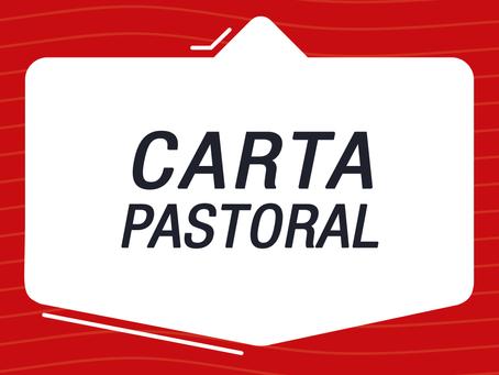 Carta Pastoral da Presidência, das Pastoras Sinodais e dos Pastores Sinodais da IECLB