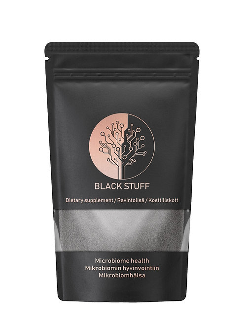 Black Stuff Powder