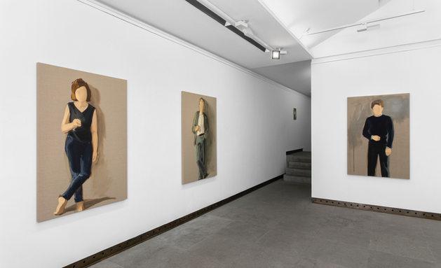 A Stranger's Hand, Galerie Karsten Greve, Paris