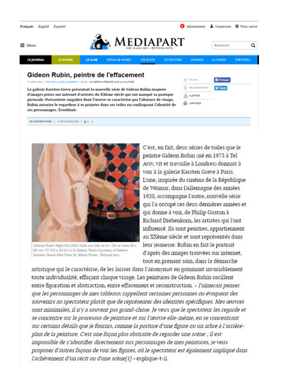 Mediapart France