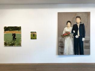 On the Far Side of the Mirror, Galerie Karsten Greve, St. Moritz