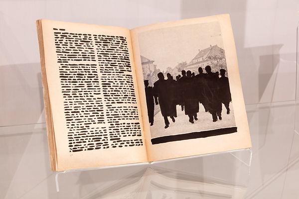 Black Book, Freud Museum London, 2018.jp