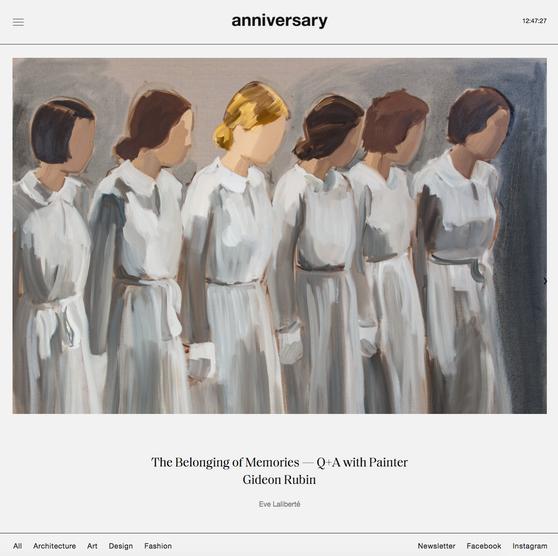 Anniversary Magazine