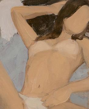 Untitled (nude)_30x25cm_oilonlinen_2014.