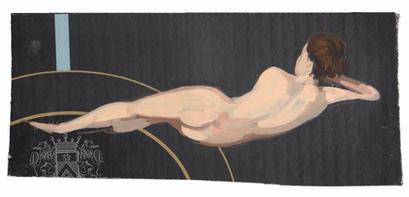Untitled (After Manet)