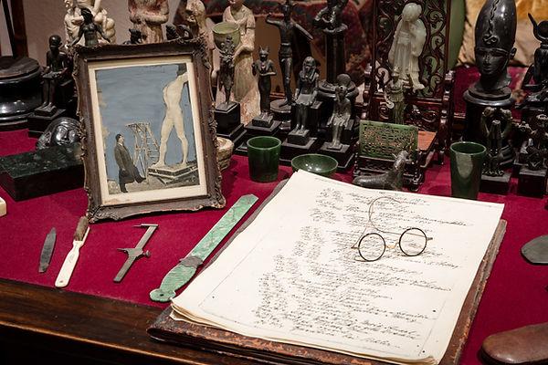 Freud Museum, London - Desk.jpg