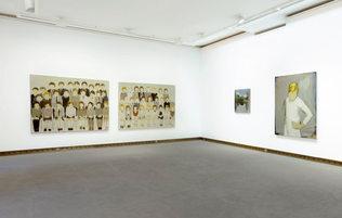 Questions of Forgiveness, Galerie Karsten Greve, Paris