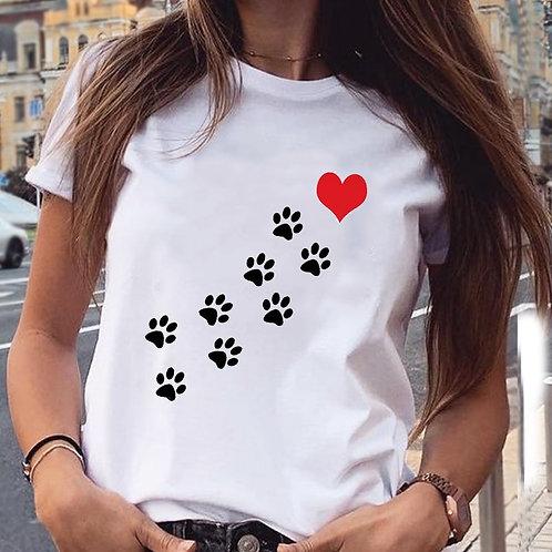 Camisetas Femininas Animas