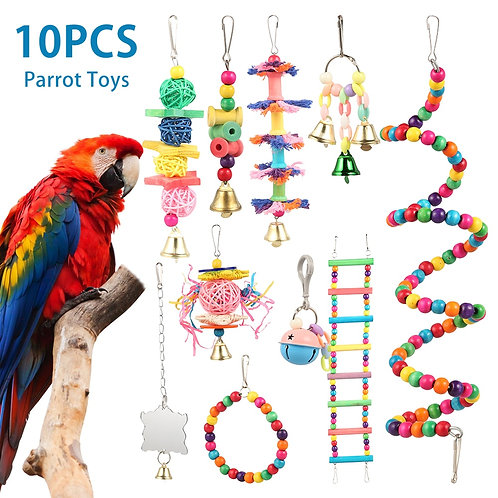 Combinado de brinquedos para ves x 10 peças