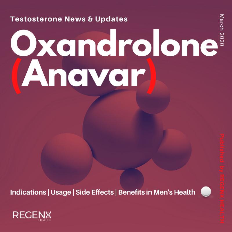 Anavar use, indication, dosage.