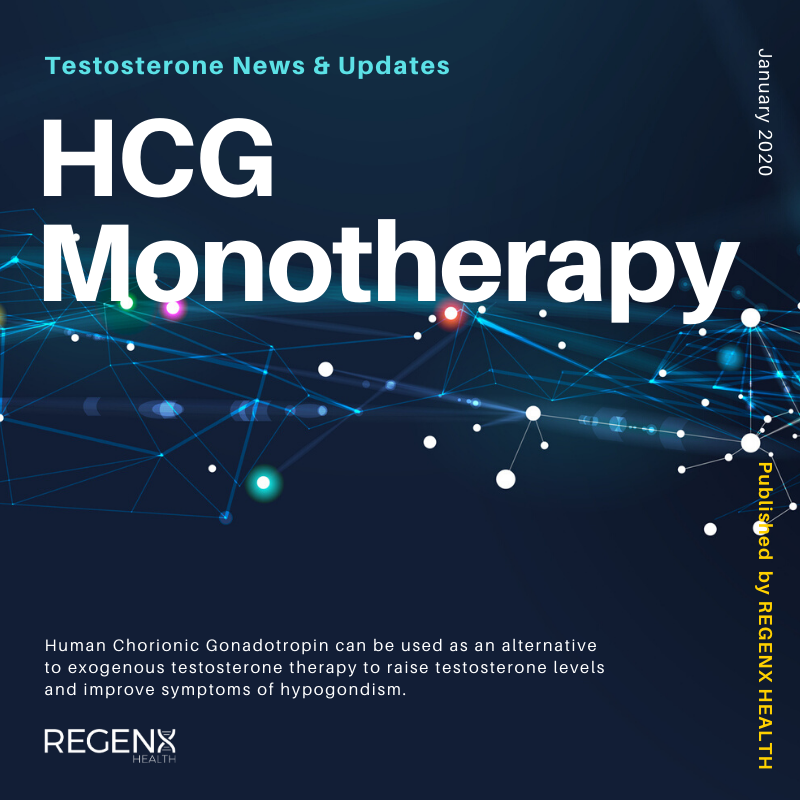 Human Chorionic Gonadotropin (HCG) therapy and use in men with low testosterone guide