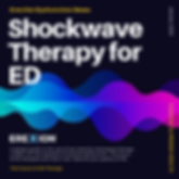 Gainswave Therapy for penile shockwvave therapy for ED