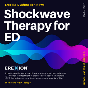 Penile Shockwave Therapy for ED patient guide, everything a man needs to know to improve his erections