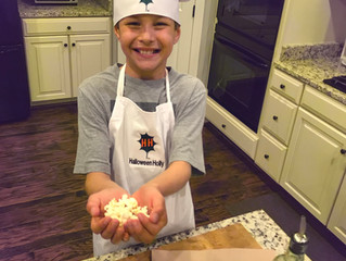 An Easy & Healthy Snack Even Your Kids Can Make