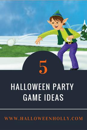 Top 5 Halloween Games For Kids